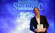 Sportovec roku v Přerově. Kategorie: Osobnost - Radek Štěpánek