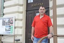 Manažer kultury Městského domu v Přerově Pavel Ondrůj