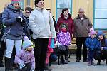 Vánoce na zámku v Tovačově o víkendu 8. a 9. prosince.