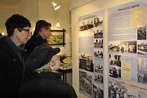 Výstava Moravského ornitologického spolku v prostorách galerie přerovského zámku