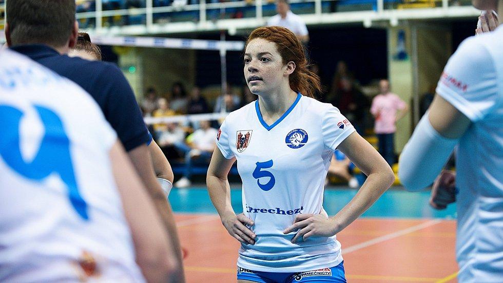 Arianna Personová v dresu Přerova