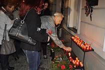 Výročí sametové revoluce v Přerově