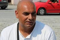 Romský aktivista Martin Miko