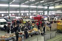 Farmářské trhy na přerovském výstavišti