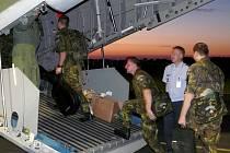 Vojáci z Lipníku odlétají na cvičení do Turecka.