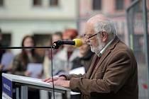 JOM HA ŠOA - veřejné čtení jmen obětí holocaustu. Ilustrační foto