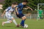 Fotbalisté 1. FC Viktorie Přerov porazili Dolany 4:2 a přiblížili se postupu do divize