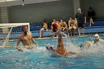 Přerovští vodní pólisté porazili v domácím bazénu Kometu Brno 6:5
