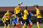 FC Želatovice (v modrém) – FK Nové Sady