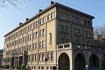 2. Někdejší armádní objekt v Čechově ulici u Prioru