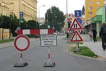 Palackého ulice. Ilustrační foto