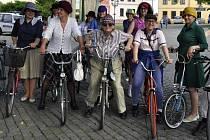 Retro cyklojízda v Přerově
