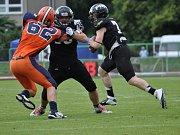Prague Lions vs. Prague Black Panthers