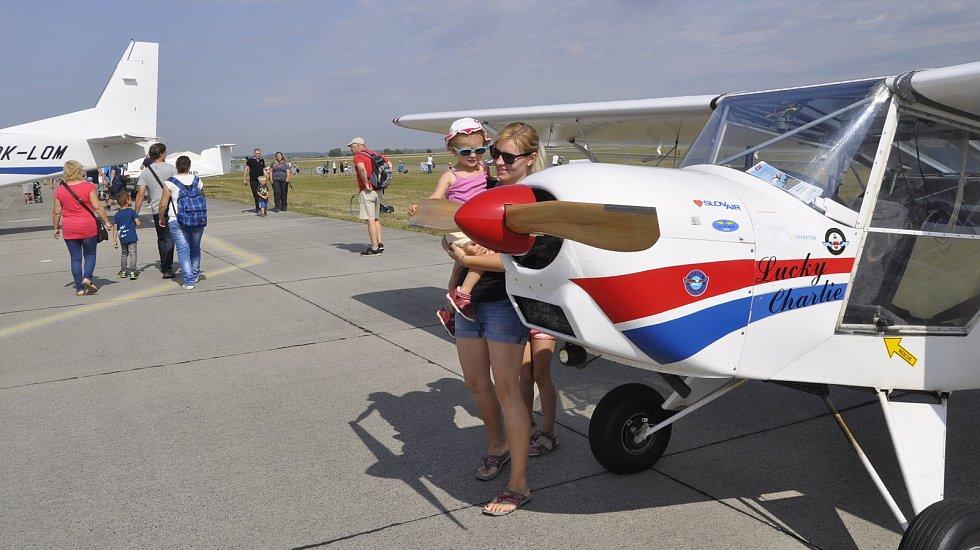 Den letiště v Bochoři