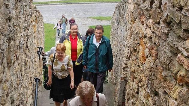 Dny evropského dědictví v Přerově: komentované prohlídka Horního náměstí