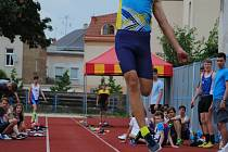 Přerovský atlet David Skřeček.