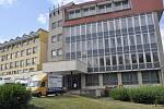 Bývalá budova Střední zdravotnické školy na náměstí Přerovského povstání v Přerově