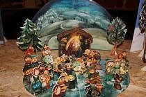 Kostel Církve československé husitské v Přerově 9. prosince slavnostně otevřel svou Adventní výstavu betlémů. Hlavním lákadlem jsou díla Stanislava Dostála.