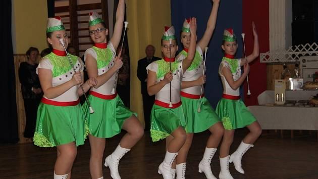 Plesová sezona je v plném proudu a tanečníci to pořádně roztočili také v Dřevohosticích – na XXIV. reprezentačním plese městečka.