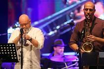Československý jazzový festival 2019 v Přerově. Jan Hasenöhrl & The Loop Jazz Orchestra (CZ)