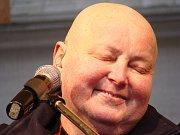 Koncert Pavla Nováka na Štědrý den v roce 2008