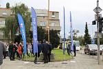 Poklepáním na základní kámen začala v Přerově dlouho očekávaná stavba tzv. průpichu. 29. září 2020