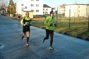 Silvestrovský běh v Přerově na závěr roku 2018