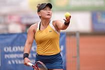 Američanka Grace Minová vyhrála finále dvouhry tenisového turnaje ITF v Přerově s dotací 25 000 amerických dolarů.