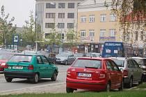 Tovární ulice v Přerově