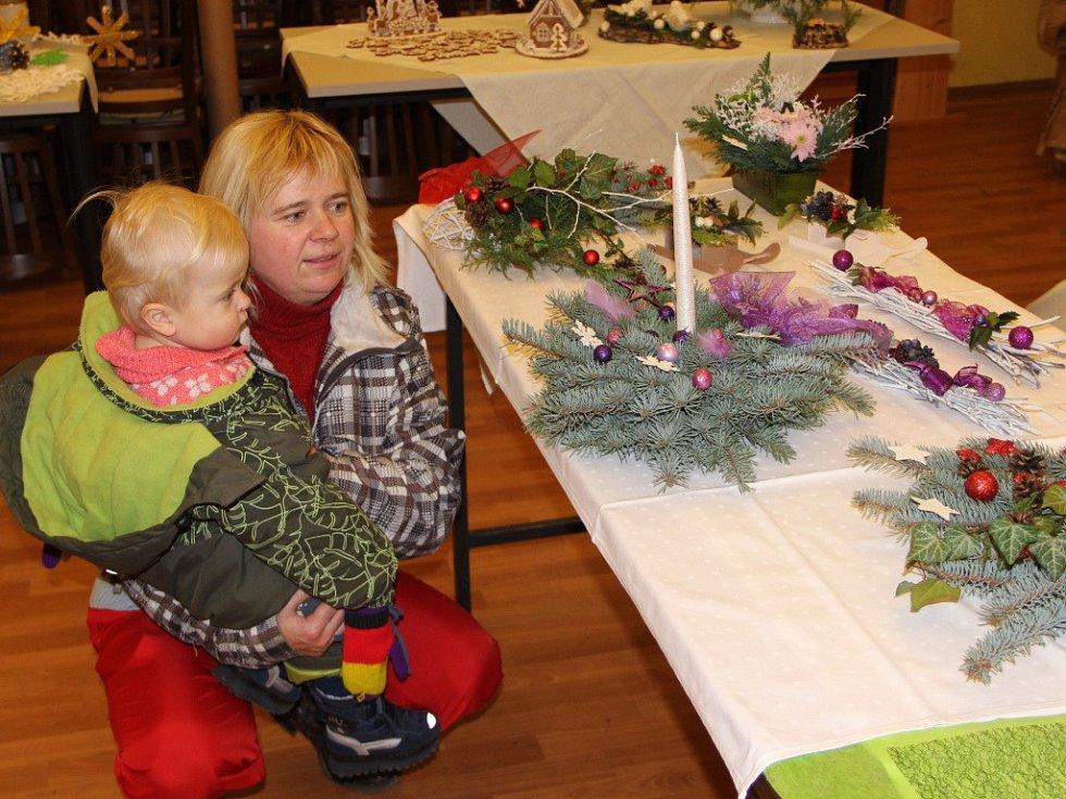 Vánoční výstava v Tučíně