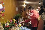 Soutěž destilátů Vlkošská baňka se konala v sobotu 26.3.2011 už popáté. Do Vlkoše přijeli palírníci z celé střední Moravy. Zahrála jim k tomu Vsetínská cimbálová muzika.