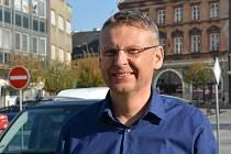 Primátor města Přerova Petr Měřínský (ANO).