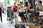 Zažít město jinak - pouliční festival v Přerově, 11. září 2021