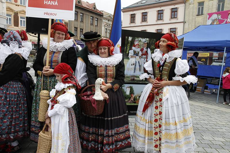 Setkání Hanáků v Přerově 2019
