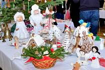 Vzpomínka na výstavu vánočního cukroví v roce 2019 v Majetíně.