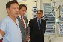 Nová jednotka dlouhodobé intenzivní péče v přerovské nemocnici