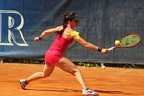 Turnaj ITF v Přerově s dotací 25 000 amerických dolarů. Gabriela Pantůčková titul neobhájí