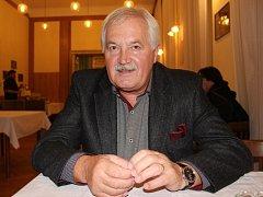 Ředitel Československého jazzového festivalu v Přerově Rudolf Neuls
