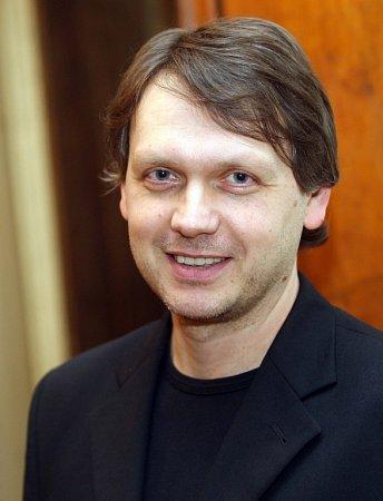 Jiří Šmeral vedoucí oddělení společenských věd přerovského muzea