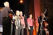 Spirituál kvintet v Městském domě v Přerově