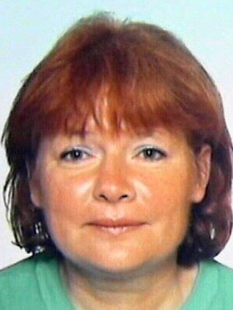 Pohřešovaná Jarmila Tomášová