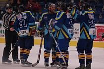 Přerovští hokejisté doma rozdrtili Hodonín 5:0.