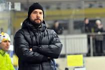 Vladimír Kočara, trenér HC ZUBR Přerov