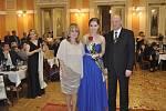 Maturitní ples  4.AP Gymnázia Jana Blahoslava a Střední pedagogické školy