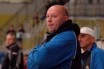 Lubomír Václavíček, asistent trenéra HC ZUBR Přerov.
