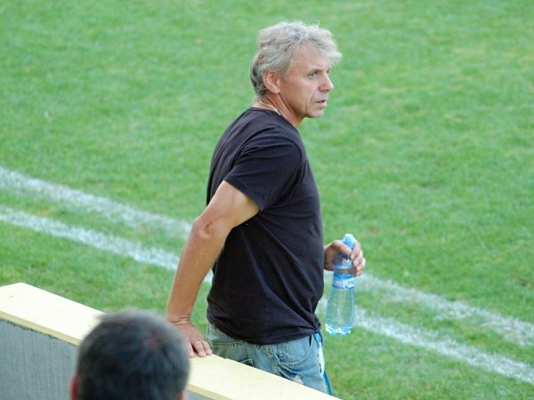 Trenér Hranic Petr Zatloukal