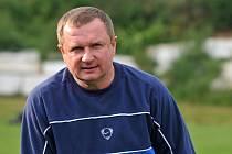 Reprezentační trenér Pavel Vrba