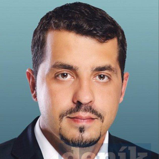 Michal Zácha - lídr ODS
