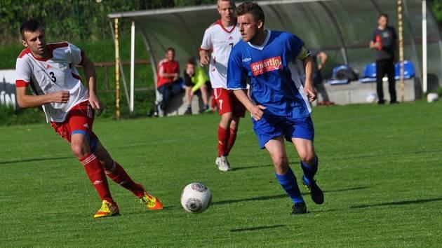 FK Slavoj Kojetín/Kovalovice - FC Kralice na Hané.