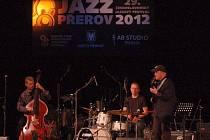 Jazzový festival v Přerově.